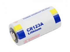 One Lithium Battery